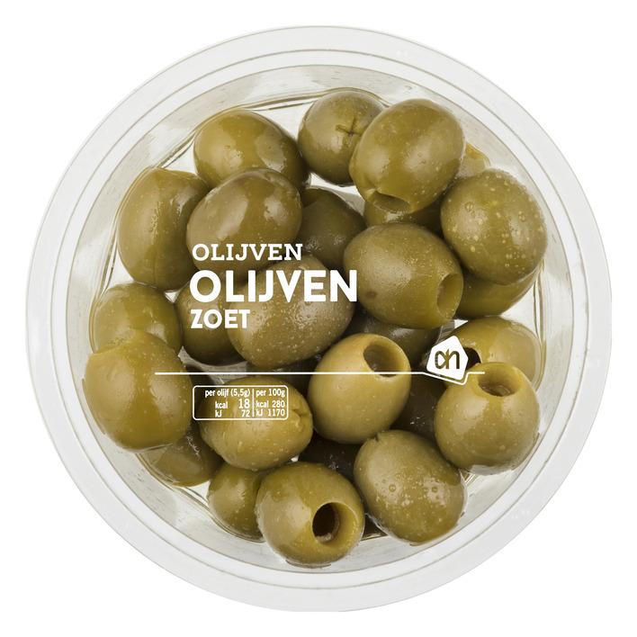 Huismerk Zoete olijven