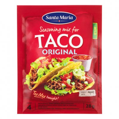 Santa Maria Taco seasoning mix