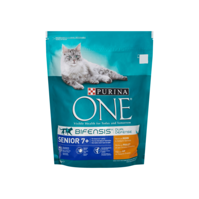 Purina ONE Bifensis Dual Defense Senior 7+ Kip