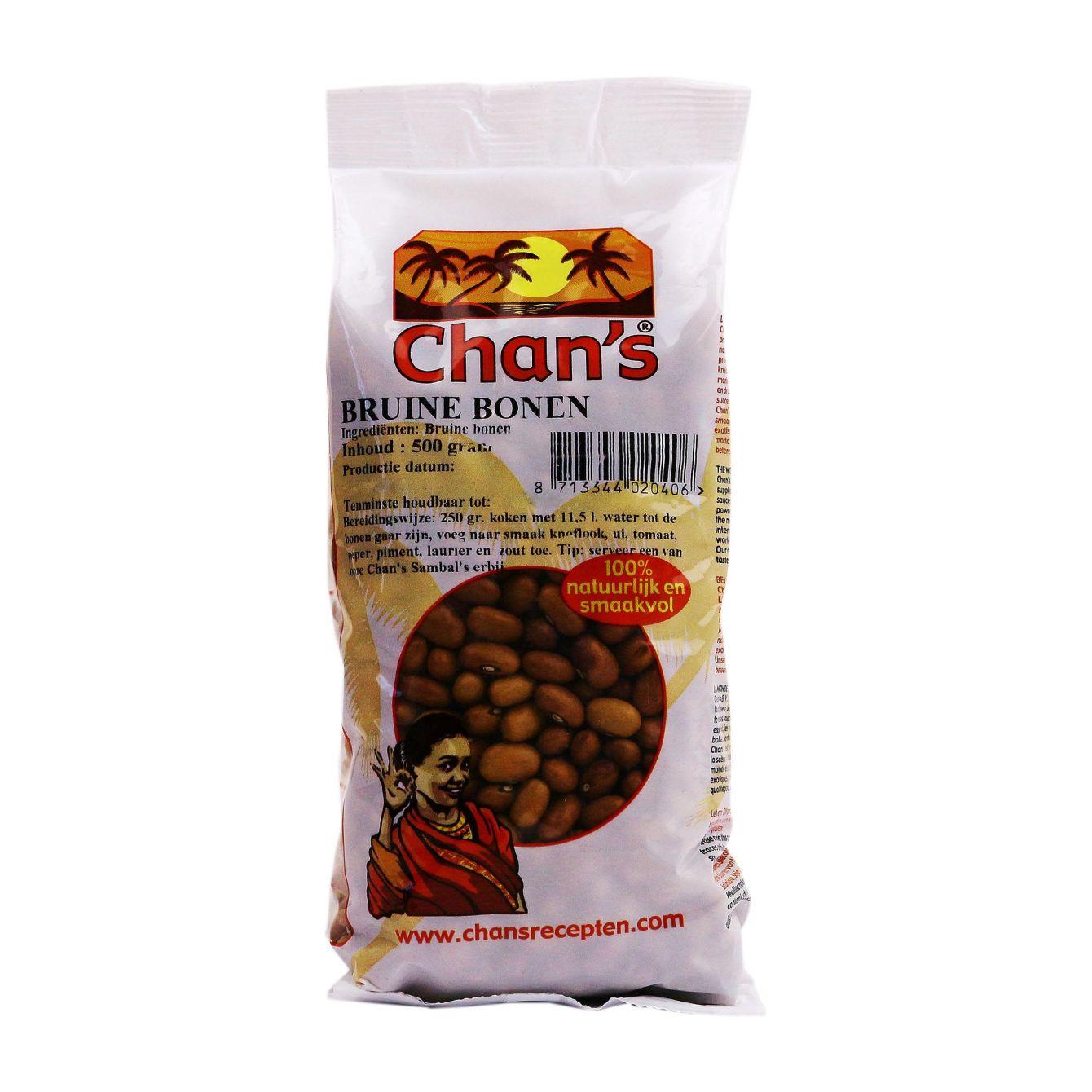 Chan's Bruine Bonen