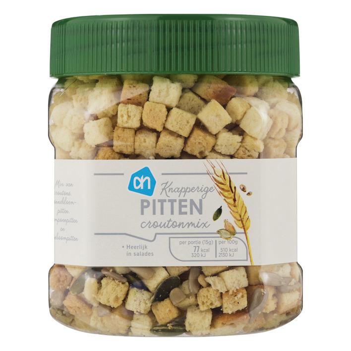 Huismerk Croutons pittenmix