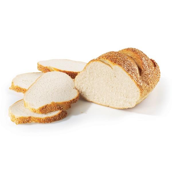Ambachtelijke Bakker Wit Vloerbrood Sesam Heel