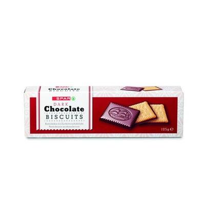 Huismerk Biscuits Chocolade Puur