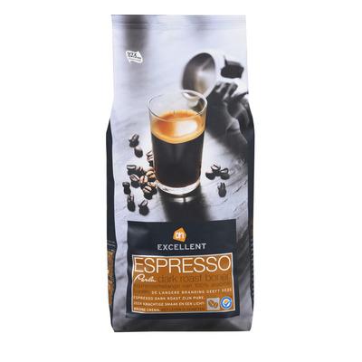 Huismerk Espresso scuro bonen