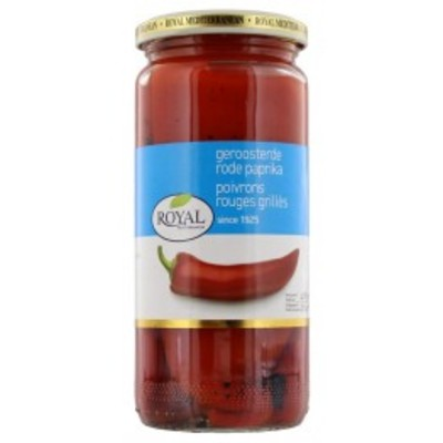 Royal Rode Paprika Geroosterd