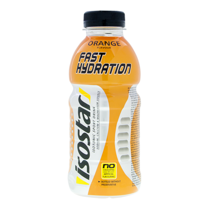 Isostar Fast hydration orange
