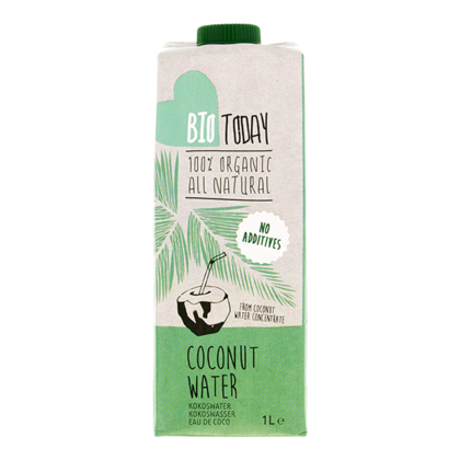 Bio Today Coconutwater original bio