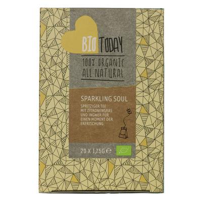 BioToday Sparkling soul tea