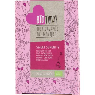 Bio Today Organic thee sweet serenity kop