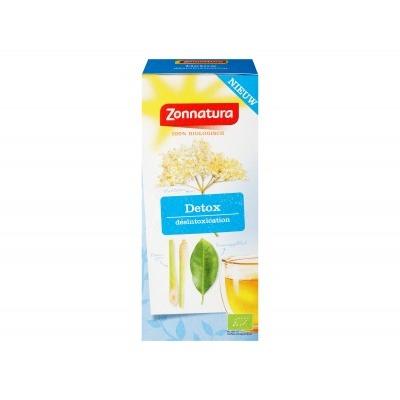 Zonnatura Detox citroengras