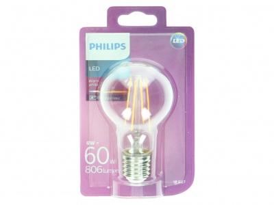 Philips Led classic 60W E