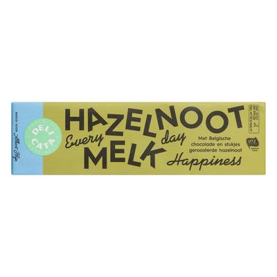 Huismerk Reep hazelnoot-melk