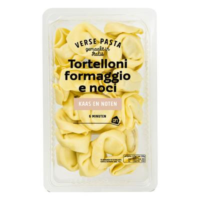 Huismerk Verse tortelloni formaggio e noci
