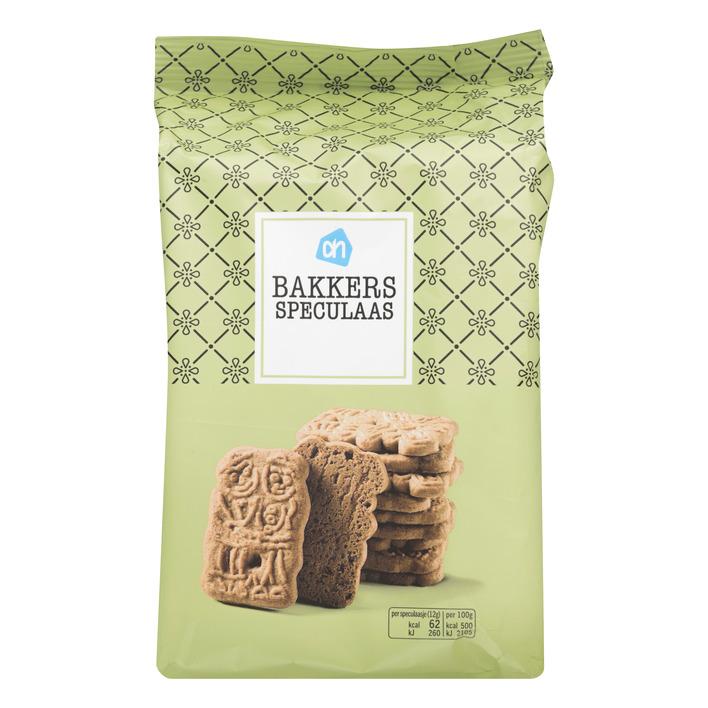 Huismerk Bakkersspeculaas