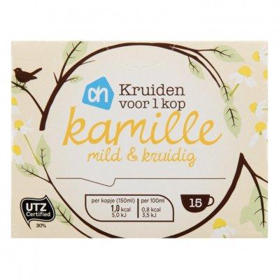 Huismerk Kamille thee 1-kops