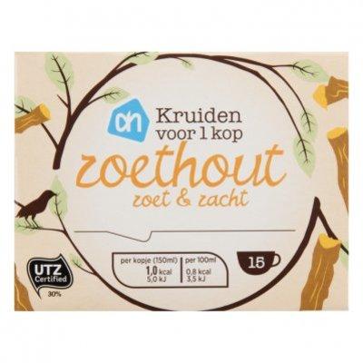 Huismerk Zoethout thee 1-kops