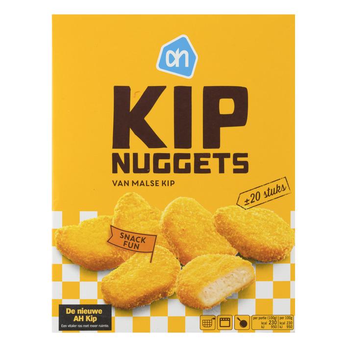 Huismerk Kipnuggets