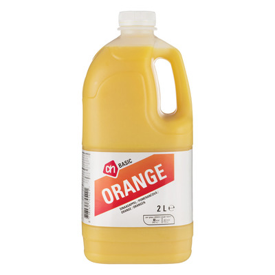 Budget Huismerk Orange