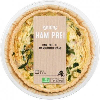 Huismerk Quiche ham-prei