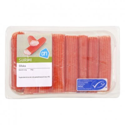 Huismerk Surimi sticks