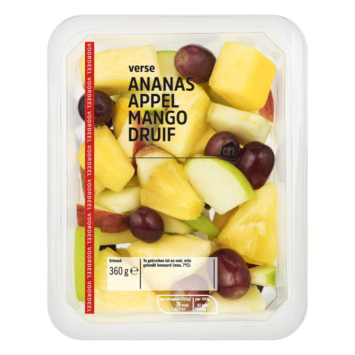 Huismerk Verse fruitsalade