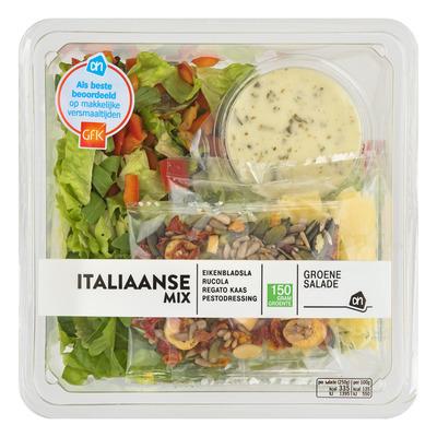 Huismerk Groene salade Italiaanse mix