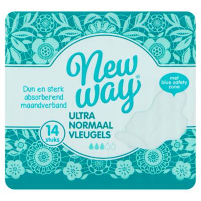 New Way Maandverband ultra normaal wing