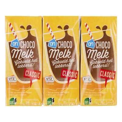 Huismerk Choc melk vol classic