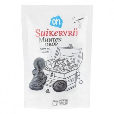 Huismerk Muntendrop suikervrij