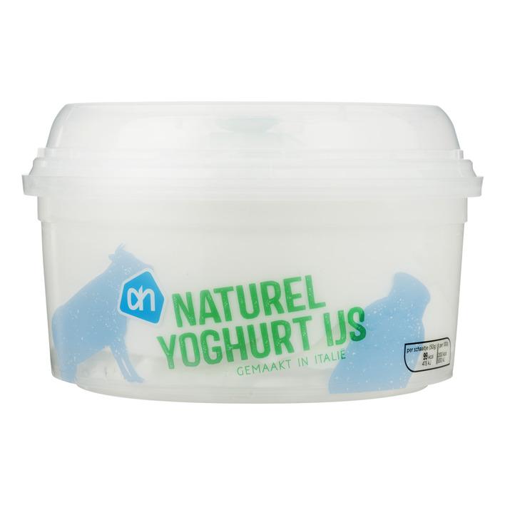 Huismerk Yoghurtijs naturel