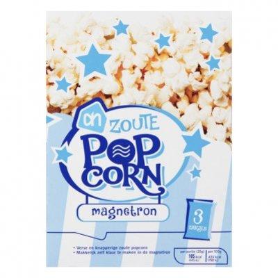 Huismerk Magnetron popcorn zout