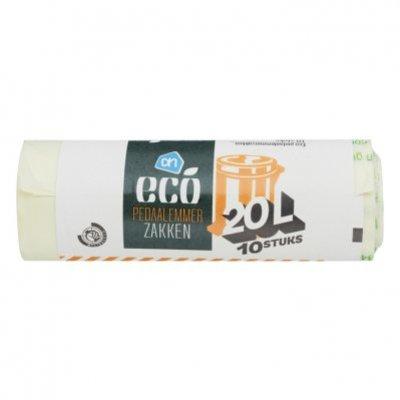 AH Eco Ecologisch pedaalemmerzakken 20 lt