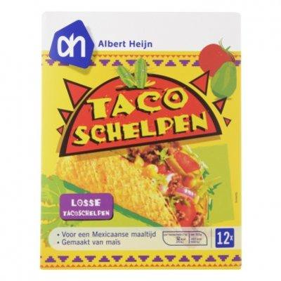 Huismerk Taco schelpen
