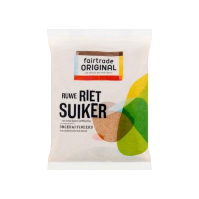 Fairtrade Original Ruwe Rietsuiker