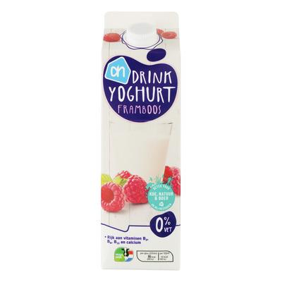 Huismerk Drinkyoghurt framboos