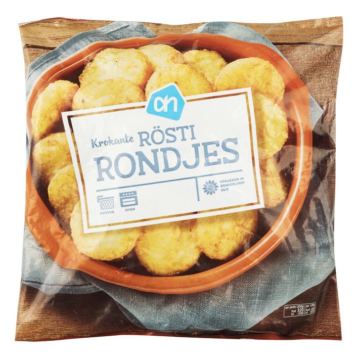 Huismerk Aardappel rösties