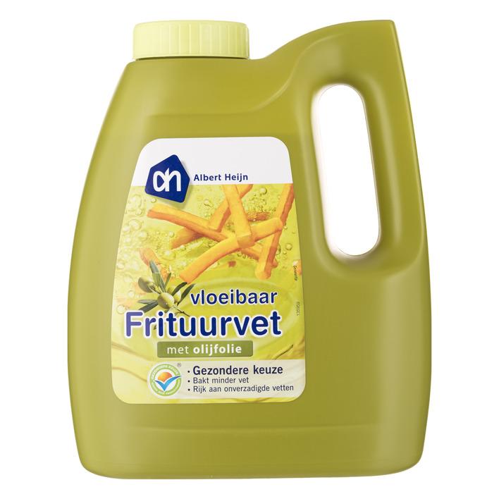 Huismerk Vloeibaar frituurvet extra olijfolie