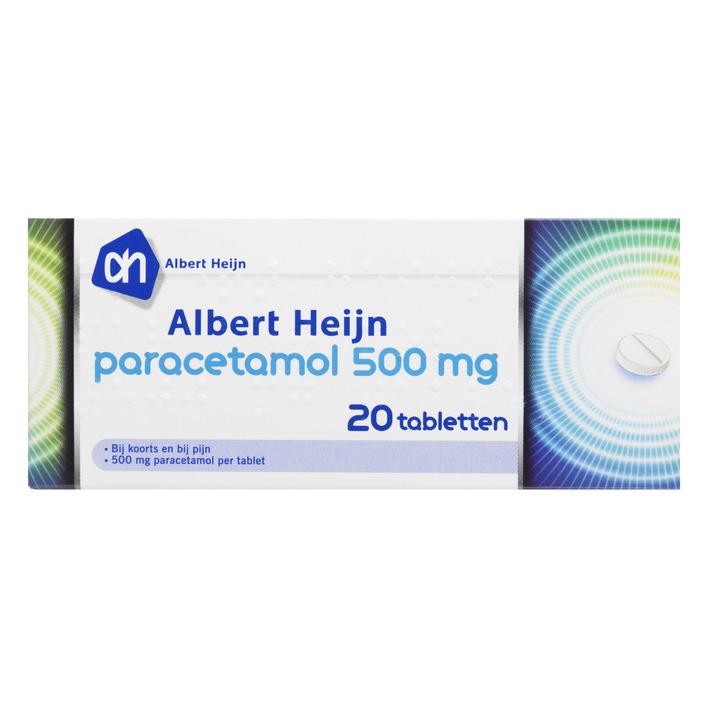 Huismerk Paracetamol 500 mg