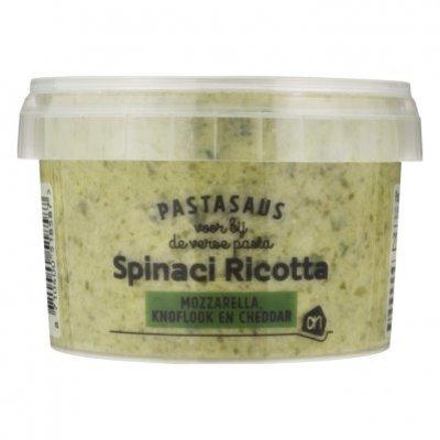 AH Verse pastasaus spinazie-ricotta