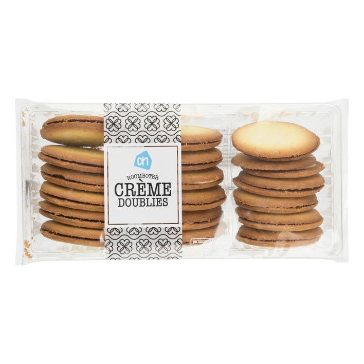 Huismerk Crème doublies