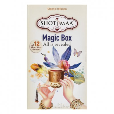 Shoti maa Magic box biologisch