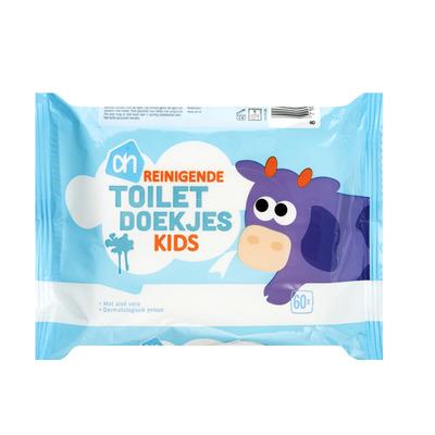 Huismerk Kids toiletdoekjes