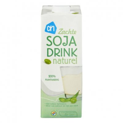 Huismerk Soja drink naturel