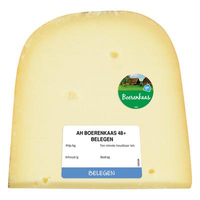 Huismerk Boerenkaas belegen 48+ stuk