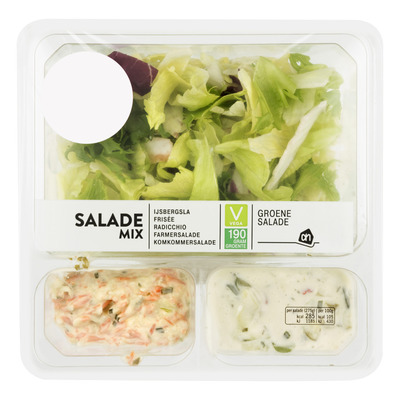 Huismerk Groene salade sla mix