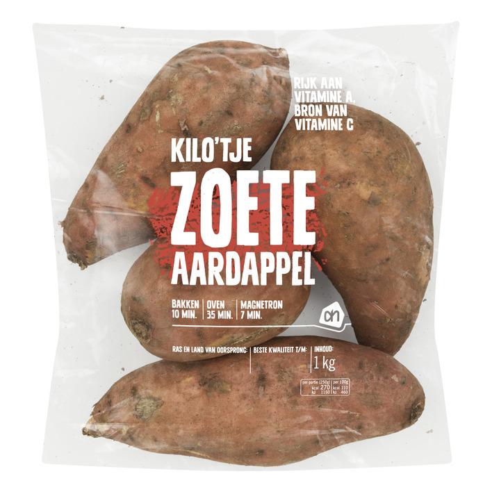 Huismerk Zoete Aardappel