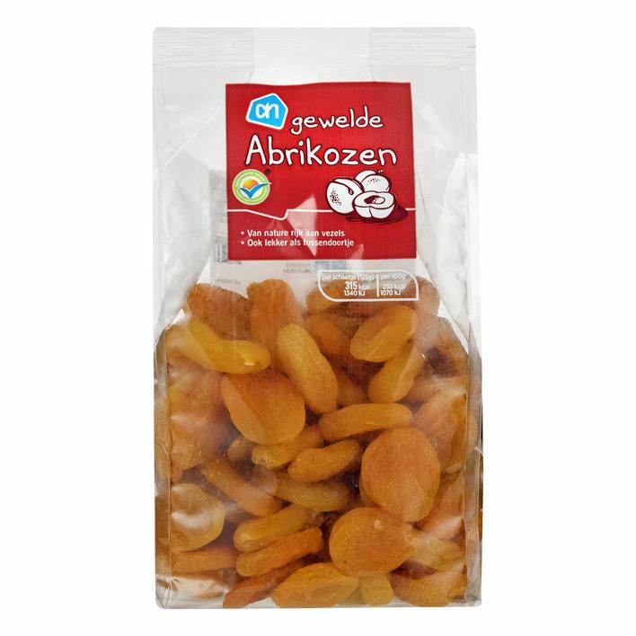 Huismerk Gewelde abrikozen zonder pit