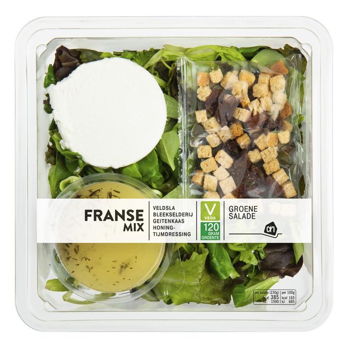 Huismerk Groene salade Franse mix