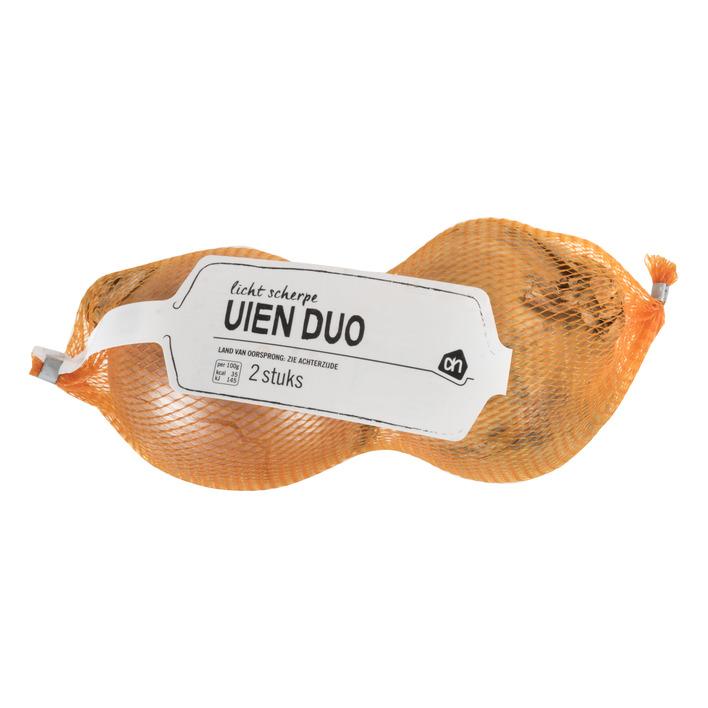 Huismerk Uien duo
