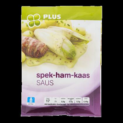 Huismerk Mix voor Spek-ham-kaassaus